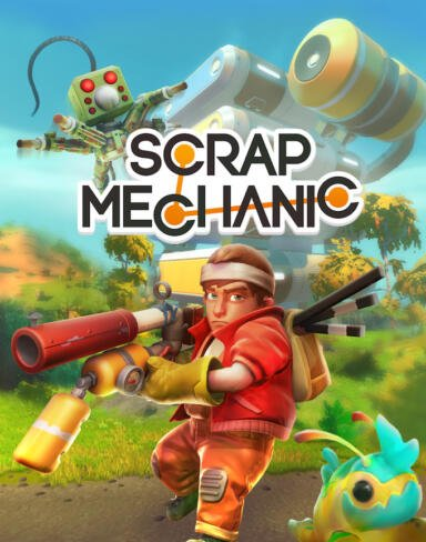 Scrap Mechanic download